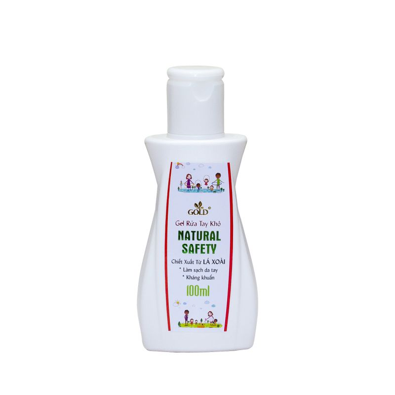 Gel Rửa Tay Khô Natural Safety