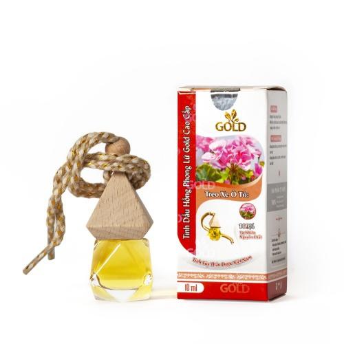 Tinh Dầu Hồng Phong Lữ Gold Cao Cấp (Treo Xe Ô Tô)